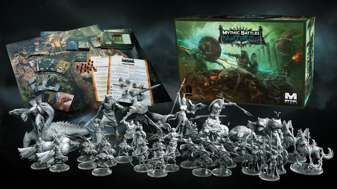 mythic battles 5
