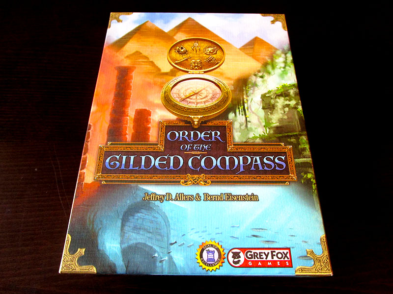 order of the gilded compass 1