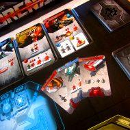 21-а карти с оръжия и четири power ups гарантират разнообразието в Adrenaline.