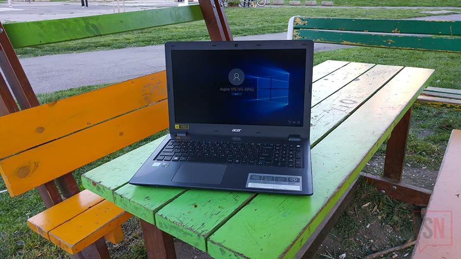 Acer Aspire v15 v5-591 Picture
