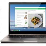 Първите Android приложения вече работят под Chrome OS