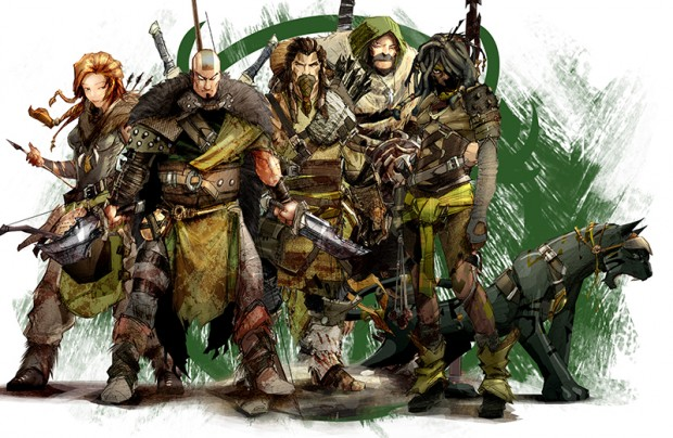 guild ball Hunters-Team