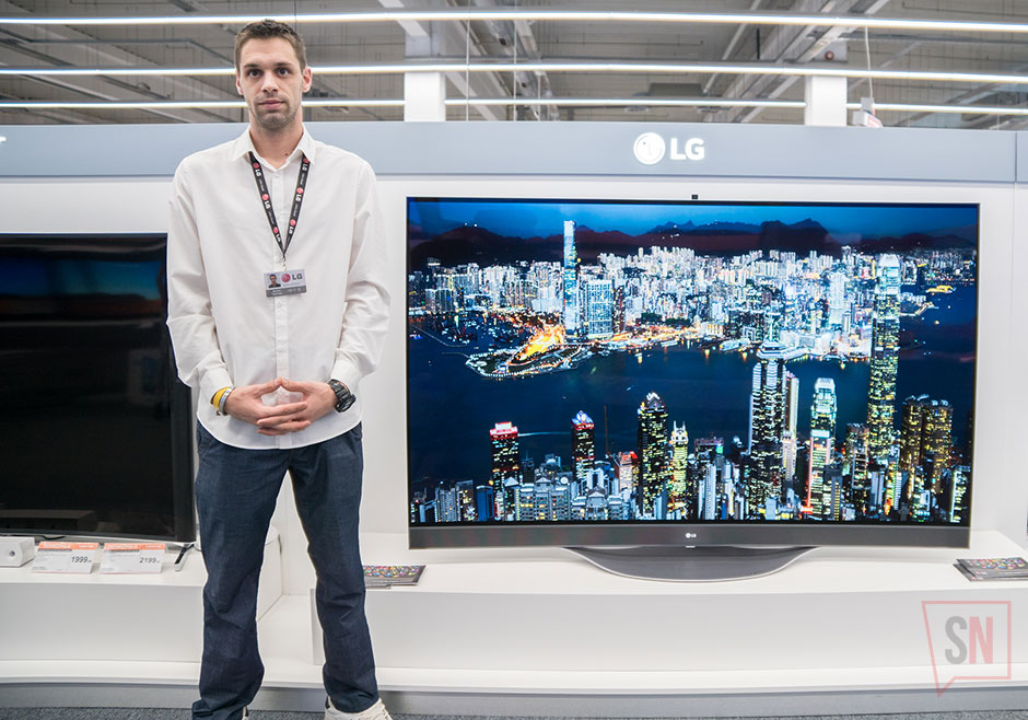 LG OLED TVs 2016 Picture