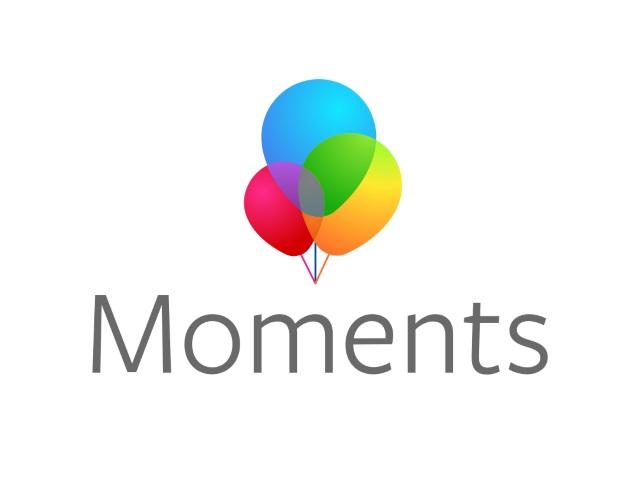 Facebook Moments Logo