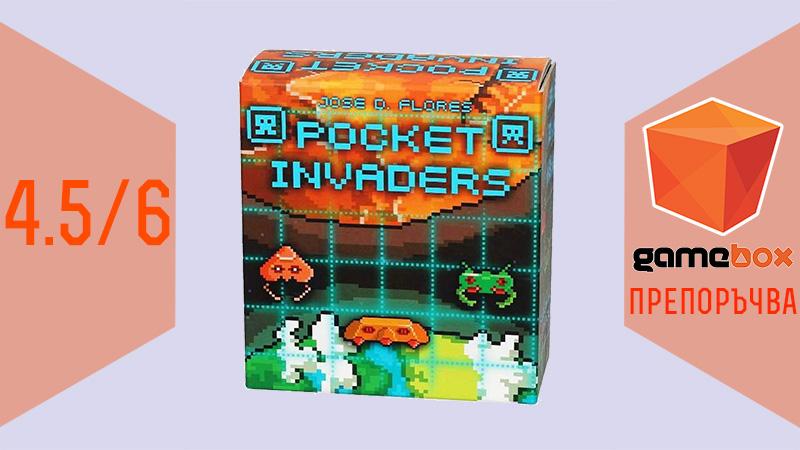 Pocket Invaders Grade