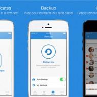Как да изтрием повтарящите се контакти при iOS