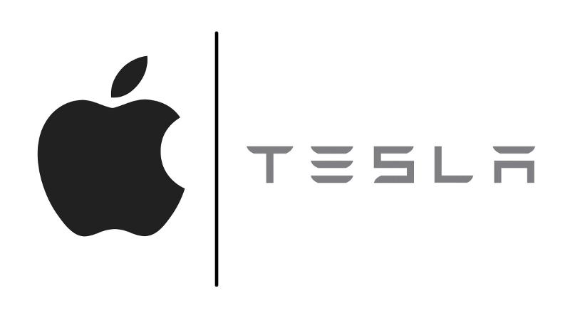 tesla motors apple