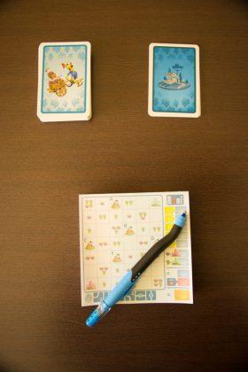Карти и тесте - химикалите от вас