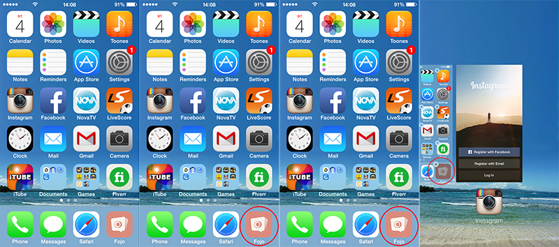 How To Hide Iphone Icon Ba Be Bc Bd Smart
