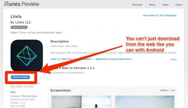 iTunes-install-app