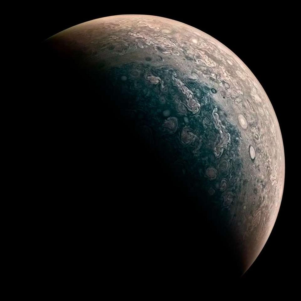 Снимка: NASA / SwRI / MSSS / Roman Tkachenko (CC BY)