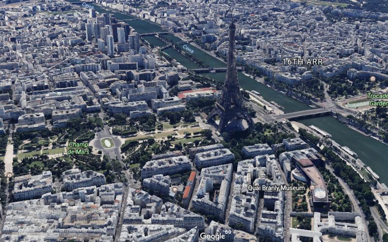 Снимка: Google Earth
