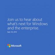 Microsoft ще представи Windows 9 на 30-ти септември