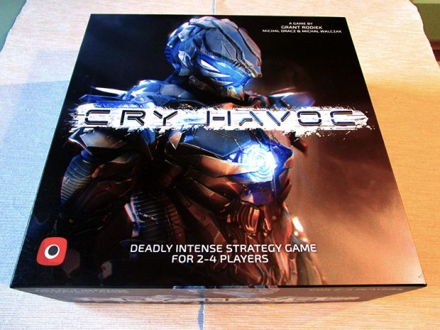 cry havoc 1