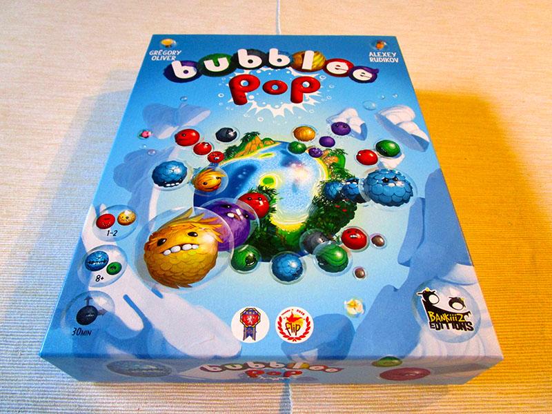 bubblee pop 1