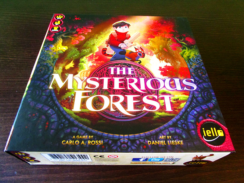 the mysterious forest 1