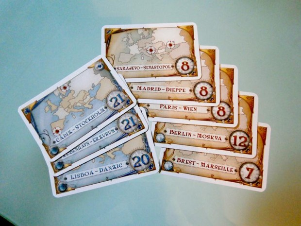 ticket to ride 13