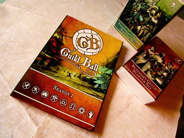 Guild Ball 1