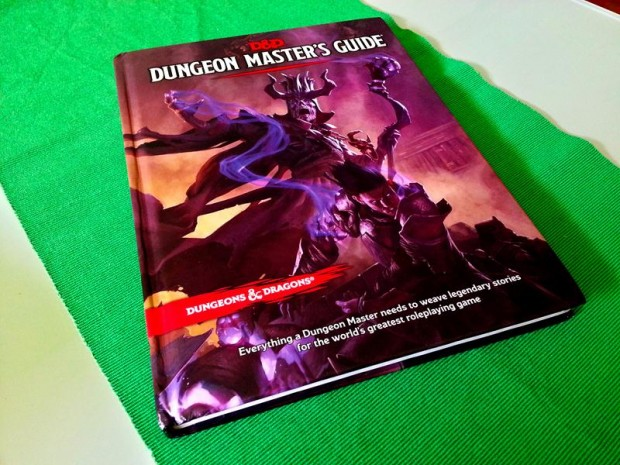 dungeon master's guide 1