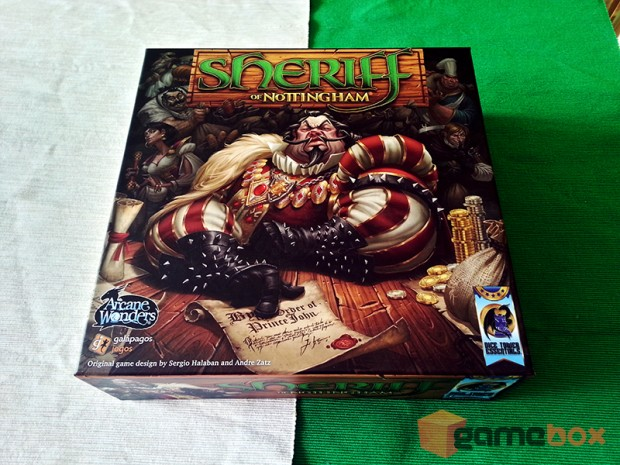 sheriff of nottingham 1