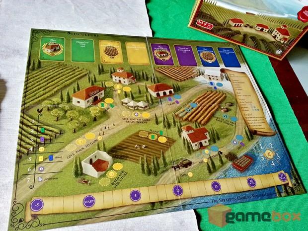 viticulture 3