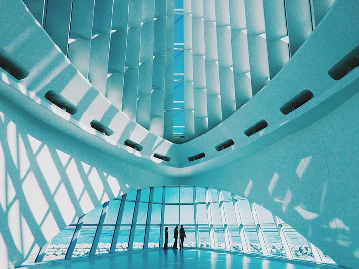 ILANG PENG, 1 място - Архитектура