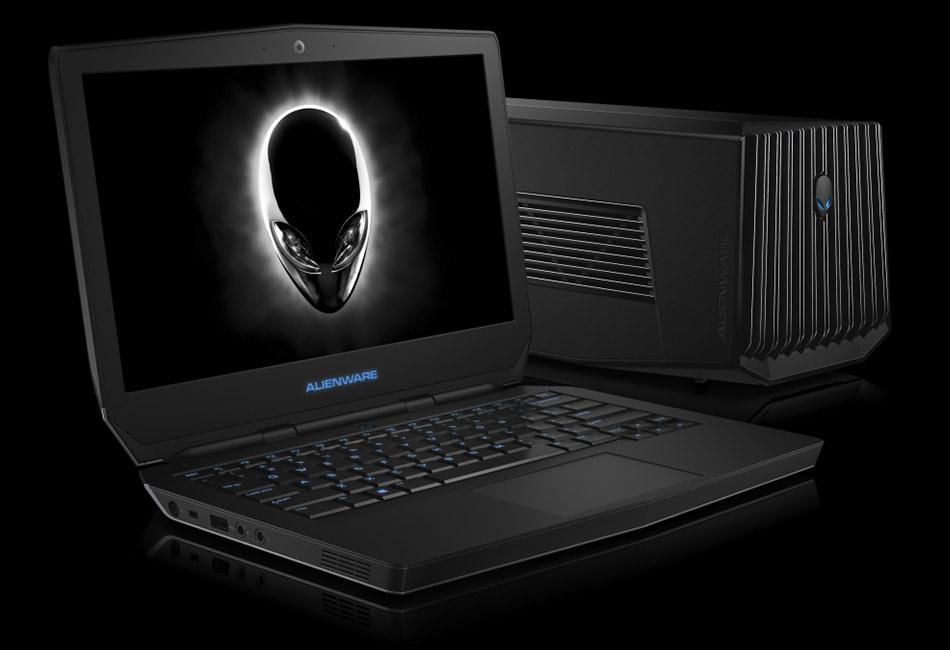 Alienware 13 setup