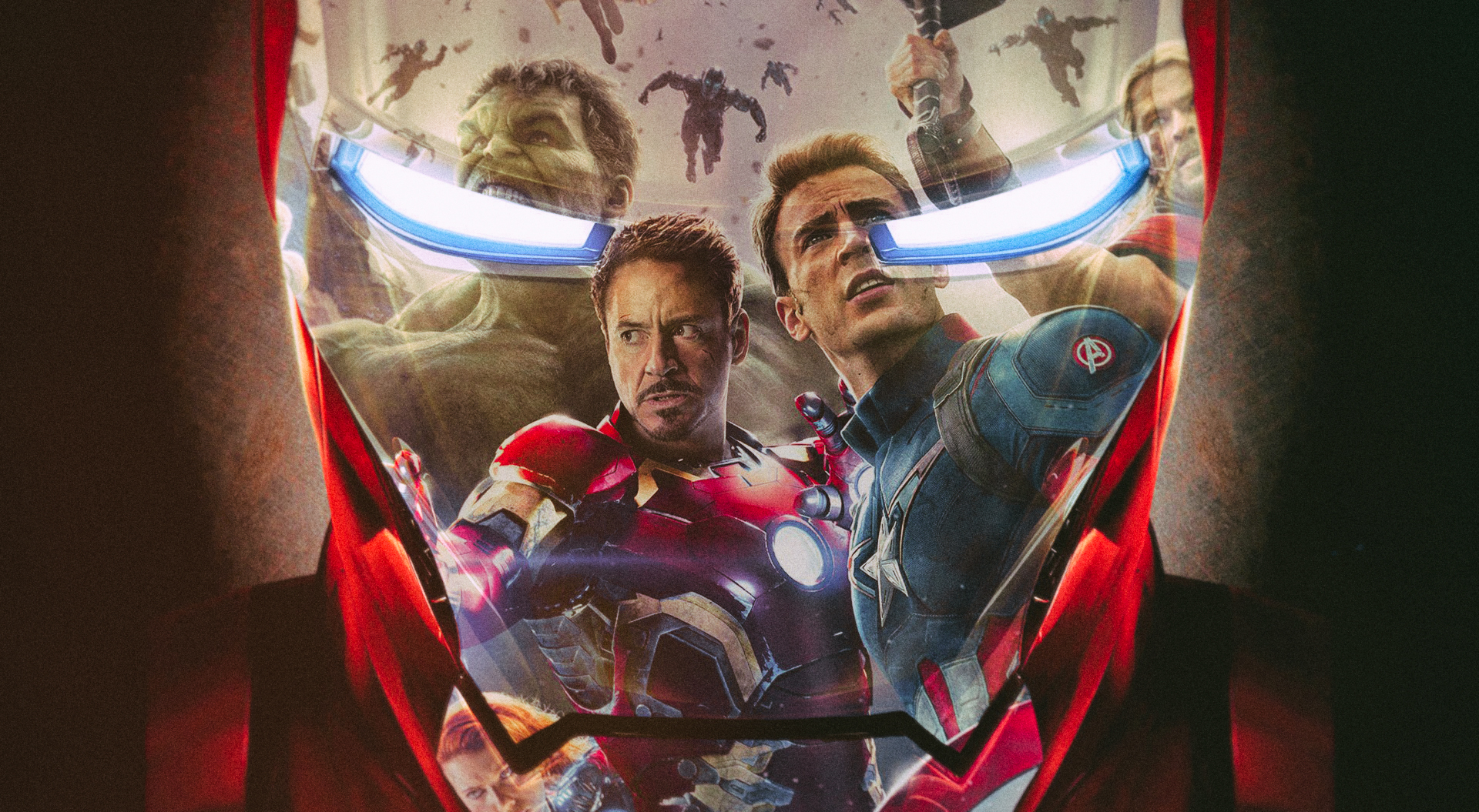 Avengers Age of Ultron Poster Cover Review