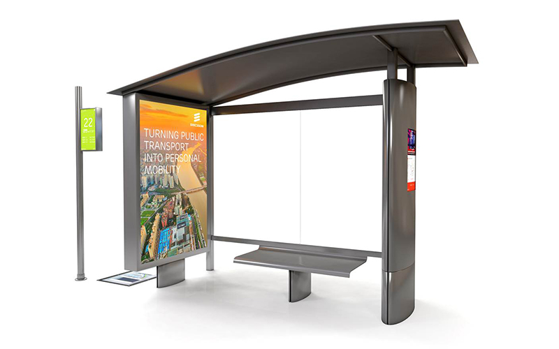 Connected-Bus-Stop