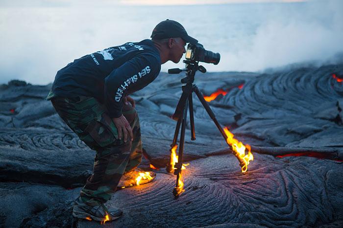 Crazy Photographers 9