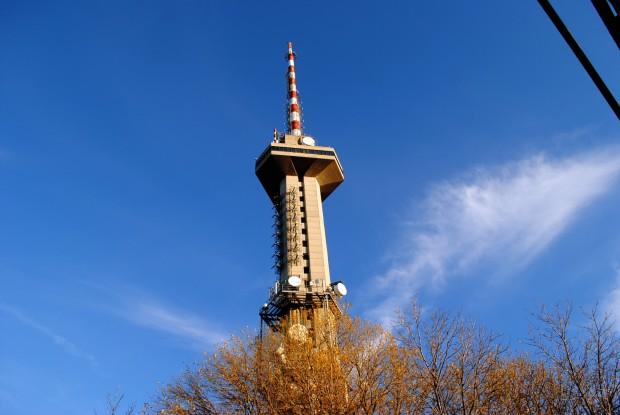 Телевизионната кула, която виждаме всеки изминал ден