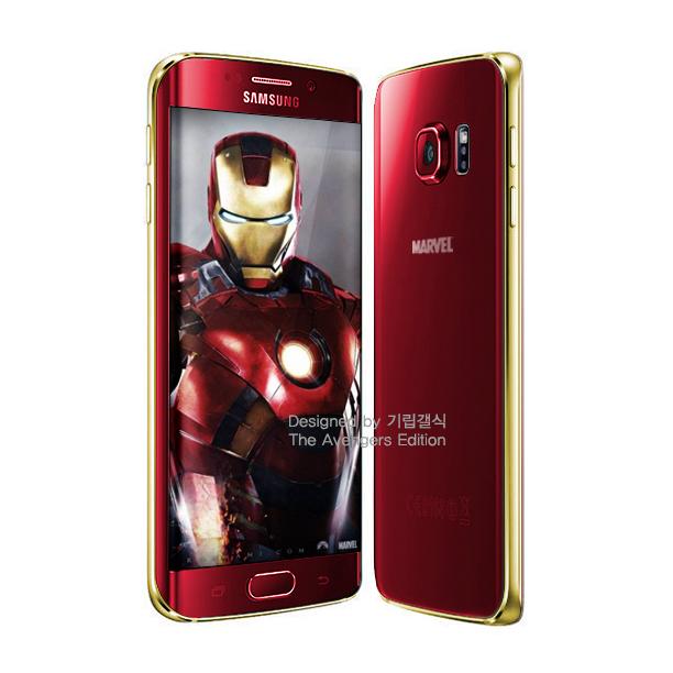 Avengers Galaxy-S6-edge