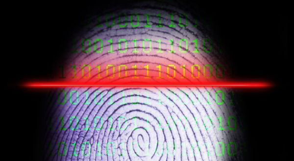 Fingerprint-recognition