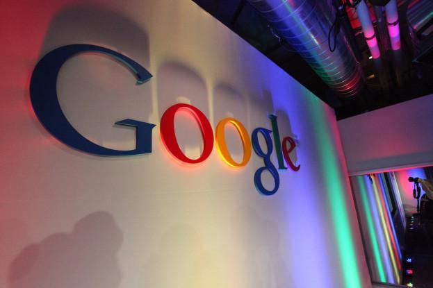 Google лого / TechFuture-Web