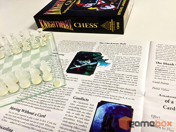 knightmare chess 4
