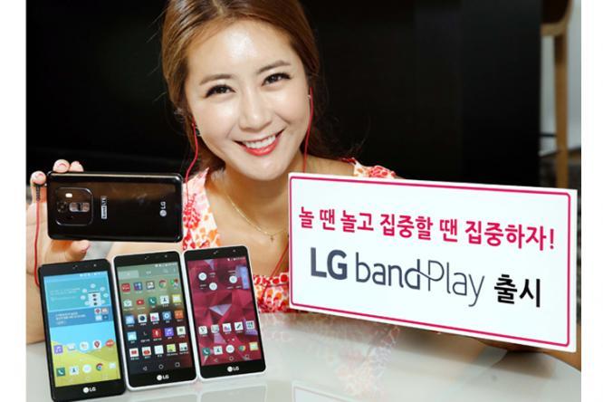 LG-Band Play