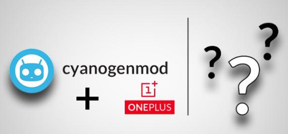 OnePlus-CyanogenMod