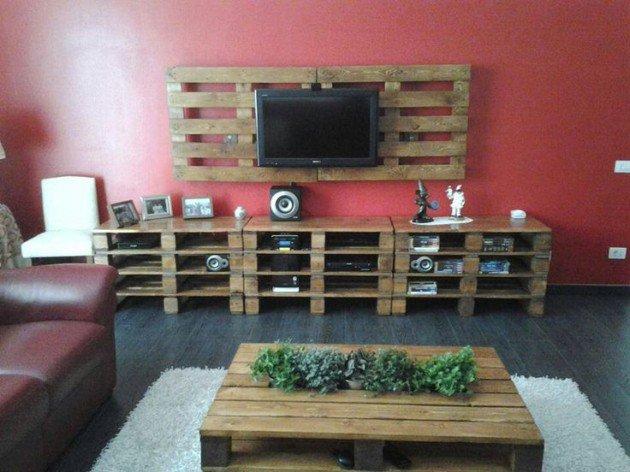 Pallet Furniture Designs 18
