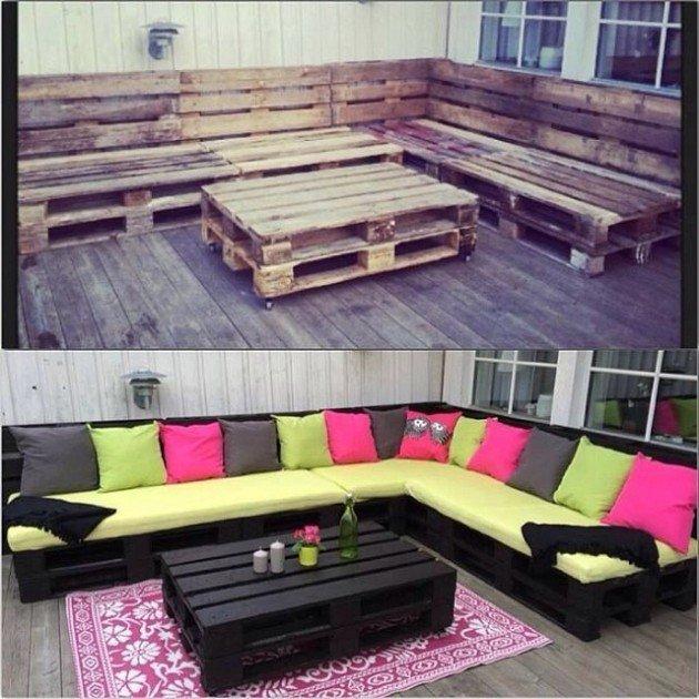 Pallet Furniture Designs 2