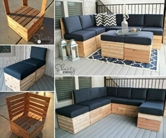Pallet Furniture Designs 3