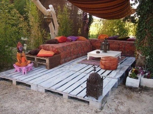 Pallet Furniture Designs 8