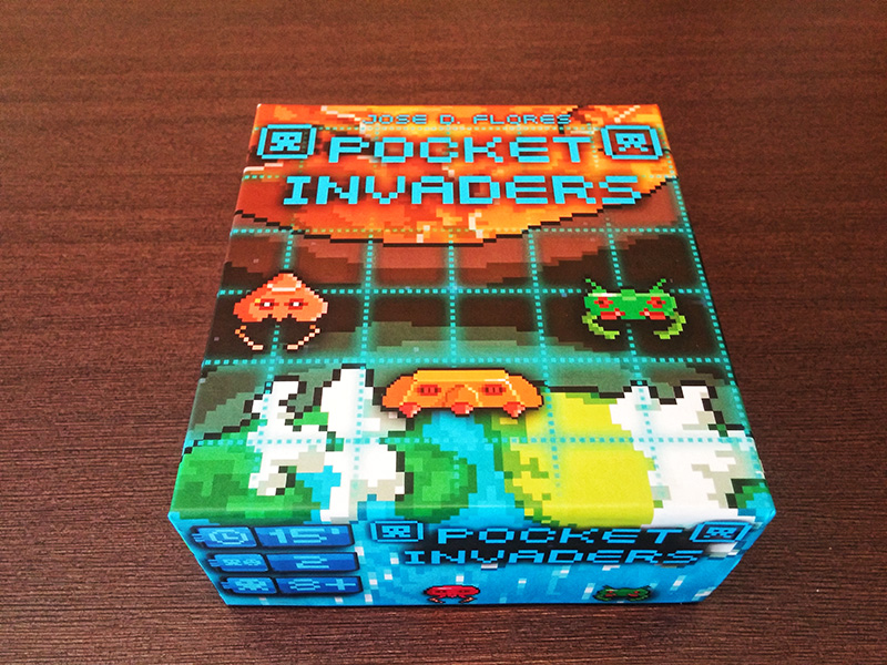 Pocket Invaders 1