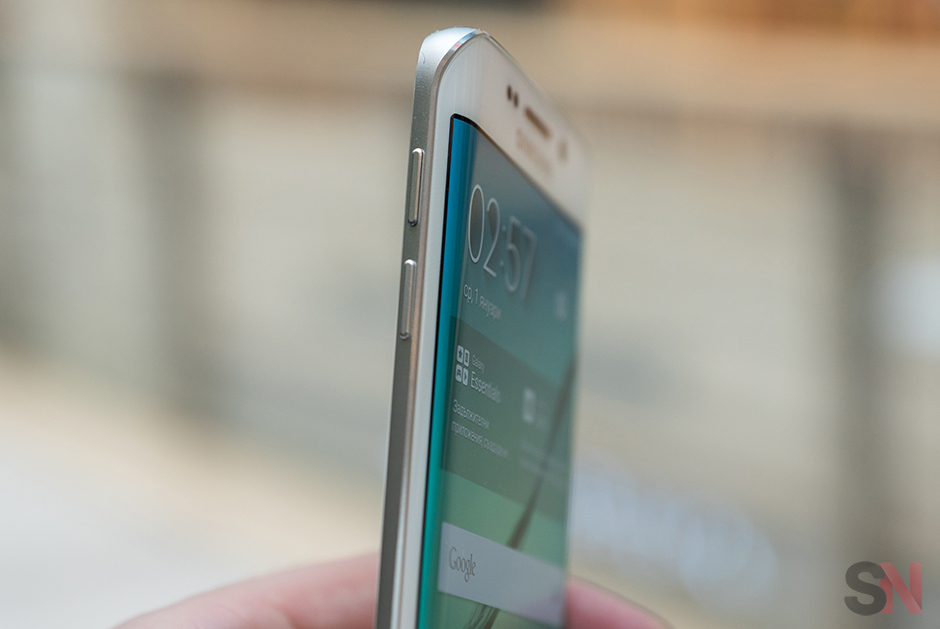 Samsung Galaxy S6 Edge Picture 6