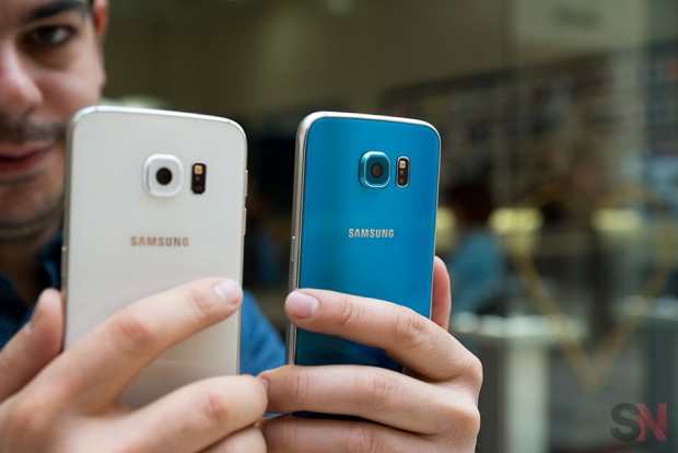 Samsung Galaxy S6 Picture 1