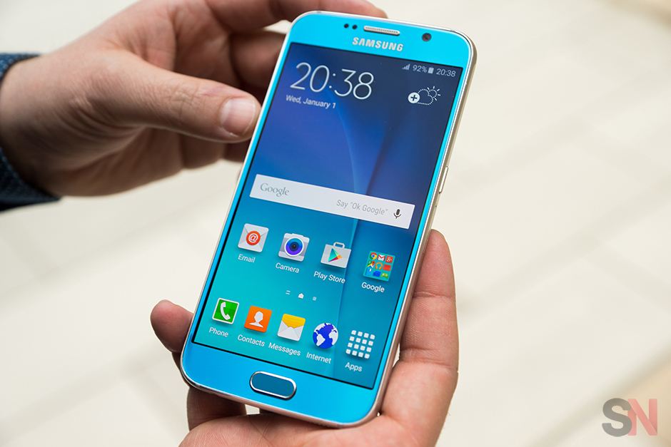 Samsung Galaxy S6 Picture 3