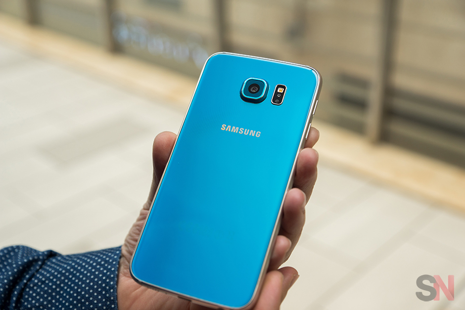 Samsung Galaxy S6 Picture 7