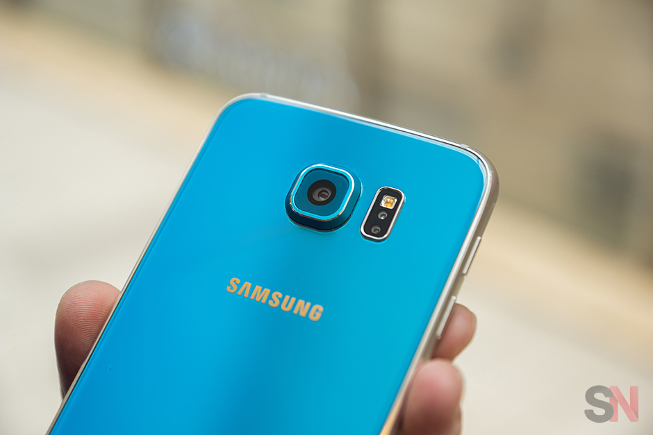 Samsung Galaxy S6 Picture 8