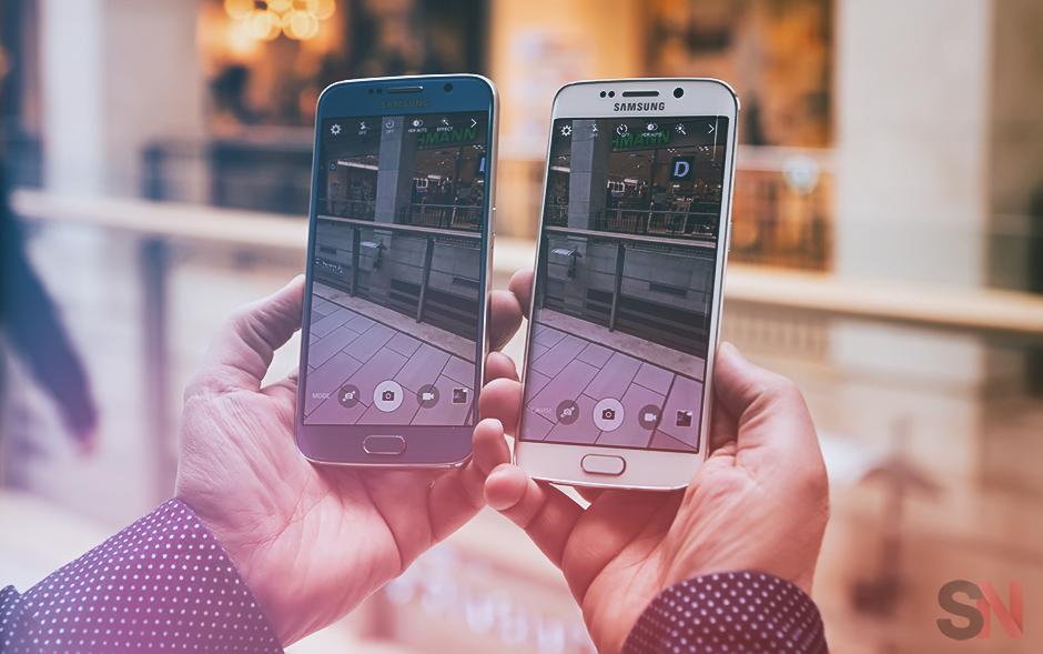 Samsung Galaxy S6 S6 Edge Cover