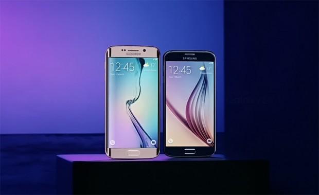 Samsung Galaxy S6 S6 Edge mwc event 2