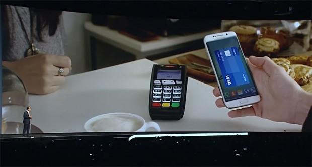Samsung Galaxy S6 S6 Edge mwc event 31